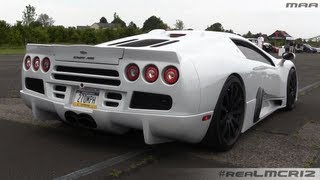 SSC Ultimate Aero XT 2013 Videos