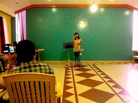 anjali anjali song whistled by shweta