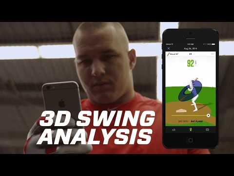 Zepp 2 Baseball / Softball Swing Tracking System
