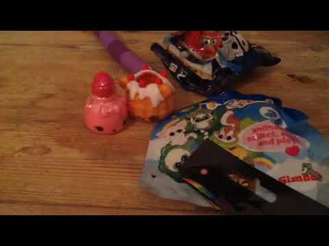 Blind bags opening 1 #snapandcracklereviews