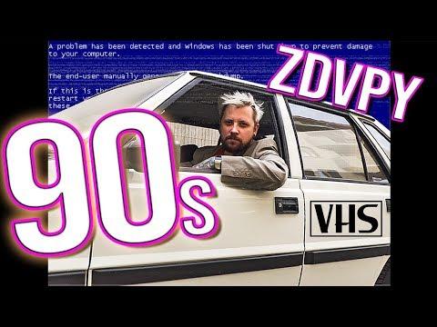 Powrt do lat 90, Gadu-Gadu, IEM, Godlewska i Linkiewicz - Z DVPY #90's