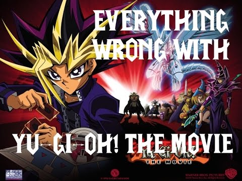 Elegant Episode #04: Everything Wrong With Yu Gi Oh! The Movie (Pyramid Of Light) Great Ideas