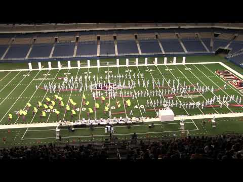 Flower Mound High School Band - 2014 UIL 6A State Marching Contest