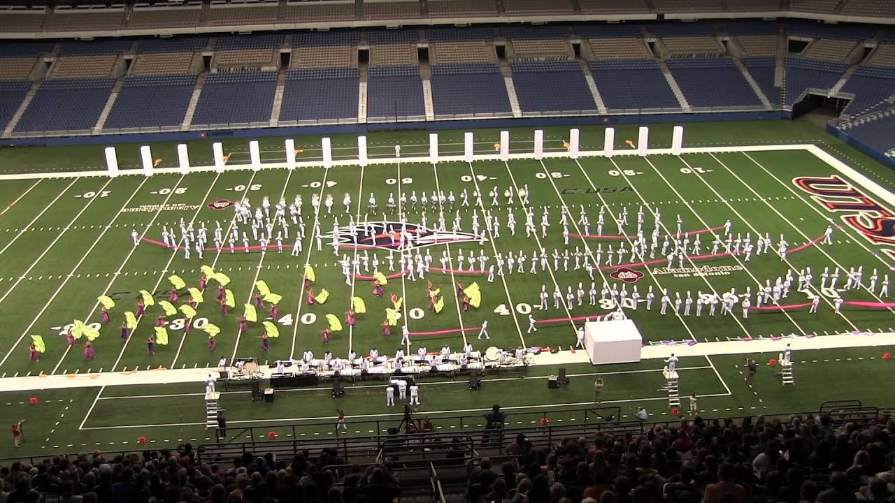 Flower Mound High School Band 2014 UIL 6A State Marching