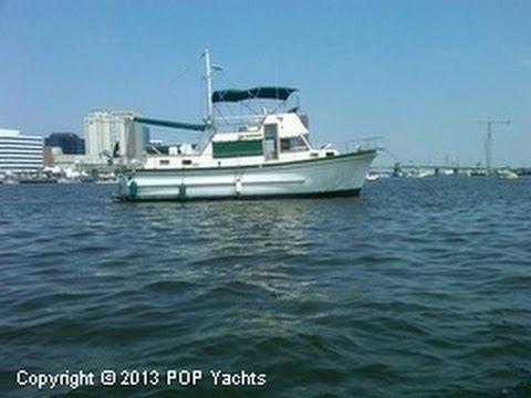 [SOLD] Used 1973 Cheoy Lee 40 Long Range Cruiser in Chesapeake, Virginia