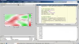 Поиск наилучшего пути с Optimization Toolbox thumbnail