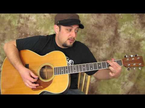 Kris Allen   Like Were Dying  Easy Beginner Guitar Lessons on Acoustic