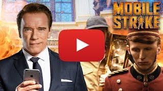 Official Mobile Strike Super Bowl 50 TV Commercial | Arnold's Fight [EXTENDED Edition] thumbnail