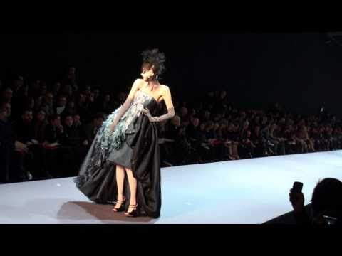 Christian Dior 2011 Spring defile video haute couture Paris