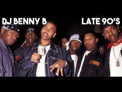 Late 90's Hip Hop & R&B Playlist by DJ Benny B, Master P, DMX, Missy, Aaliyah, Busta