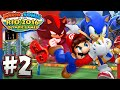 Mario & Sonic at the Rio 2016 Olympic Games - Wii U - Part 2 Shadow, Silver, Eggman, & Knuckles