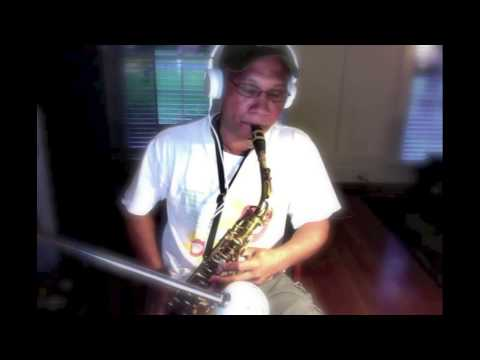 Michael Bublé - Try A little Tenderness - (saxophone cover)