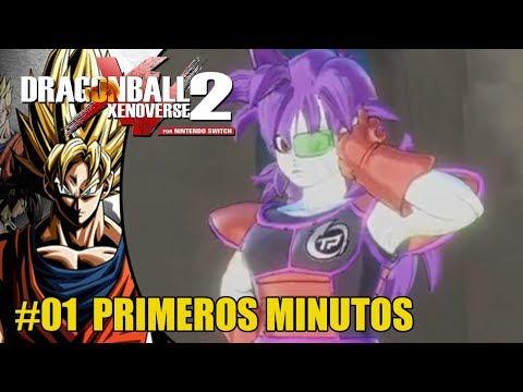 #01 Dragon Ball Xenoverse 2- Vuelve Barbilla Bombilla - Especial martes de manga | nintendo Switch