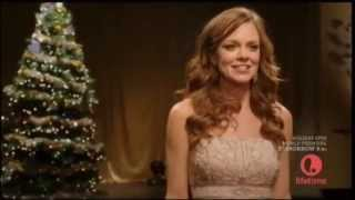 Rachel Boston singing in Holiday High School Reunion