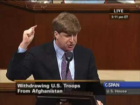 Representative Kennedy on War Powers