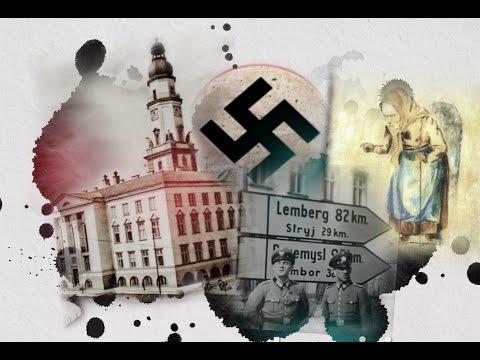 Фільм Дрогобич у час німецької окупації [Drohobych. WWII.German occupation]