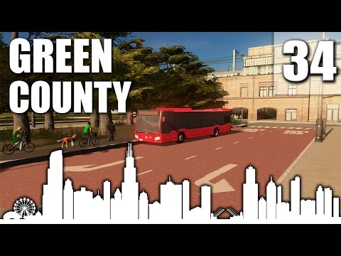 Cities Skylines   Green County   Part 34