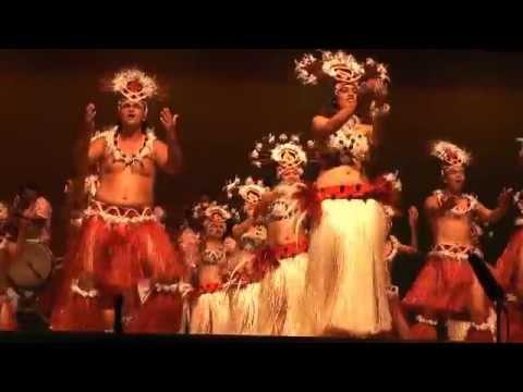 Rarotonga Te maeva Nui - Atiu kapa rima