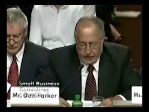C.I.Agent Solutions testimony on Gulf Coast Oil Spill - U.S. Senate Committee