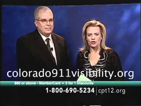Colorado Public Television Channel 12 December 4th Broadcast of Loose Change Part 1