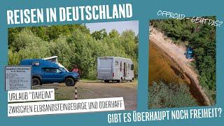🇩🇪🇺🇸💬 Camping-Urlaub in Deutschland: Gİbt es noch echte Freiheit trotz Boom? (w/ Eng Subs)