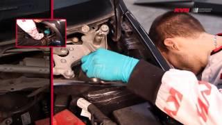 Замена передних амортизаторов KYB на SUZUKI SX4, FIAT Sedici(, 2015-04-30T13:55:46.000Z)
