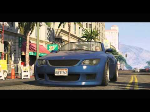 GTA V Official Trailer !