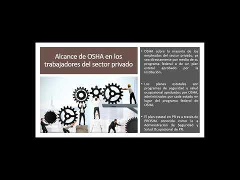 CARES | Conozca los Requisitos de OSHA para su Empresa