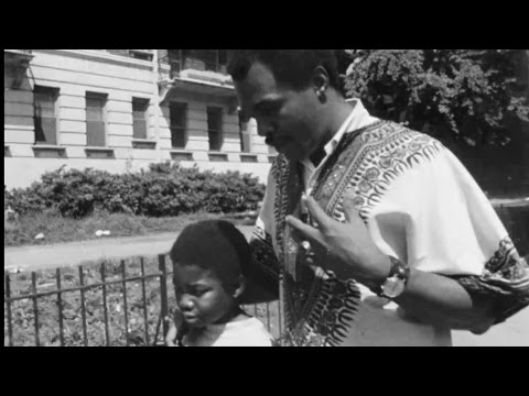 Pilot District Project & Marion Barry (1971) - Reel America Preview