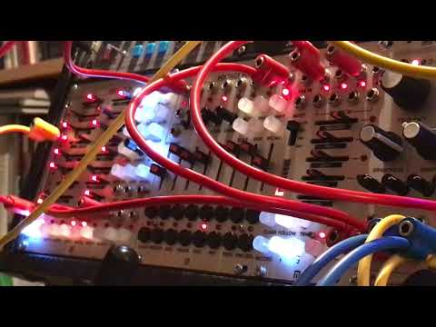 Glitch Ambient Mutable Instruments Rings + Clouds