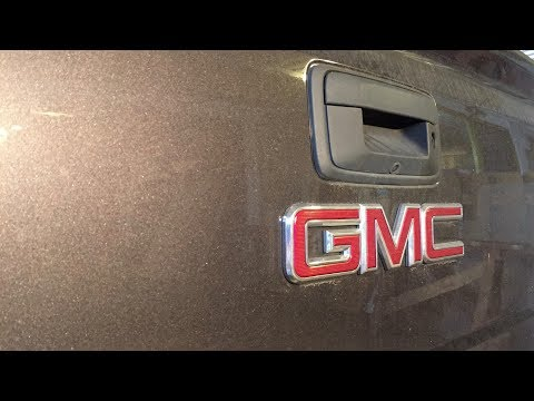 CHEVY & GMC POP N' LOCK INSTALLATION | Locking Tailgate Install