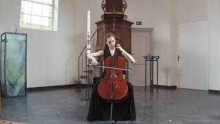 J.S.Bach, Cello suite no.1 in G-majeur, Prelude