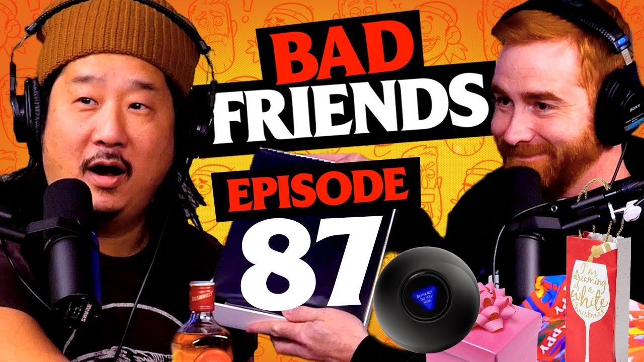Andrew's 8 Ball Birthday | Ep 87 | Bad Friends