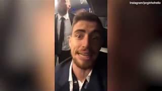بالفيديو - جيرو يسخر من أرسنال بعد إسقاطه في نهائي الدوري الأوروبي