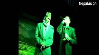 Shila Ale and Badri Pangeni Live-Part 2 Dohari