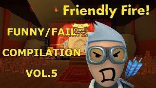 RecRoom: Funny/Fail Compilation Vol.5