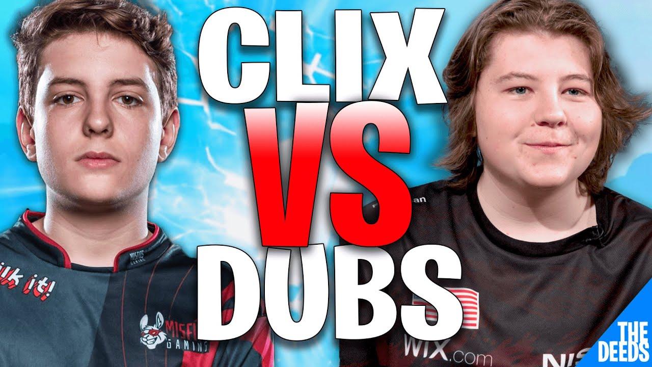 NRG Clix 1 VS 1 FaZe Dubs | Fortnite Creative 1v1 *EPIC NA BUILD FIGHTS*