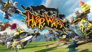 Happy Wars Gameplay (Xbox 360)