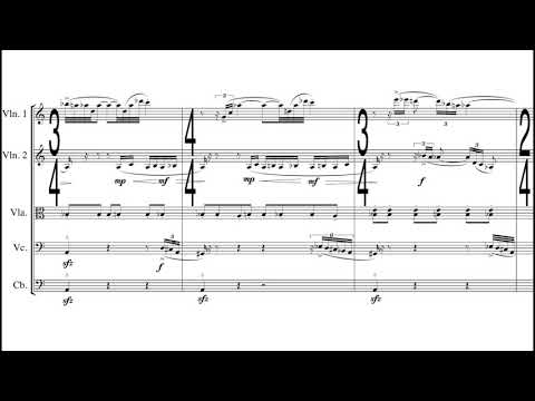The Mouse Wins (String Quintet)