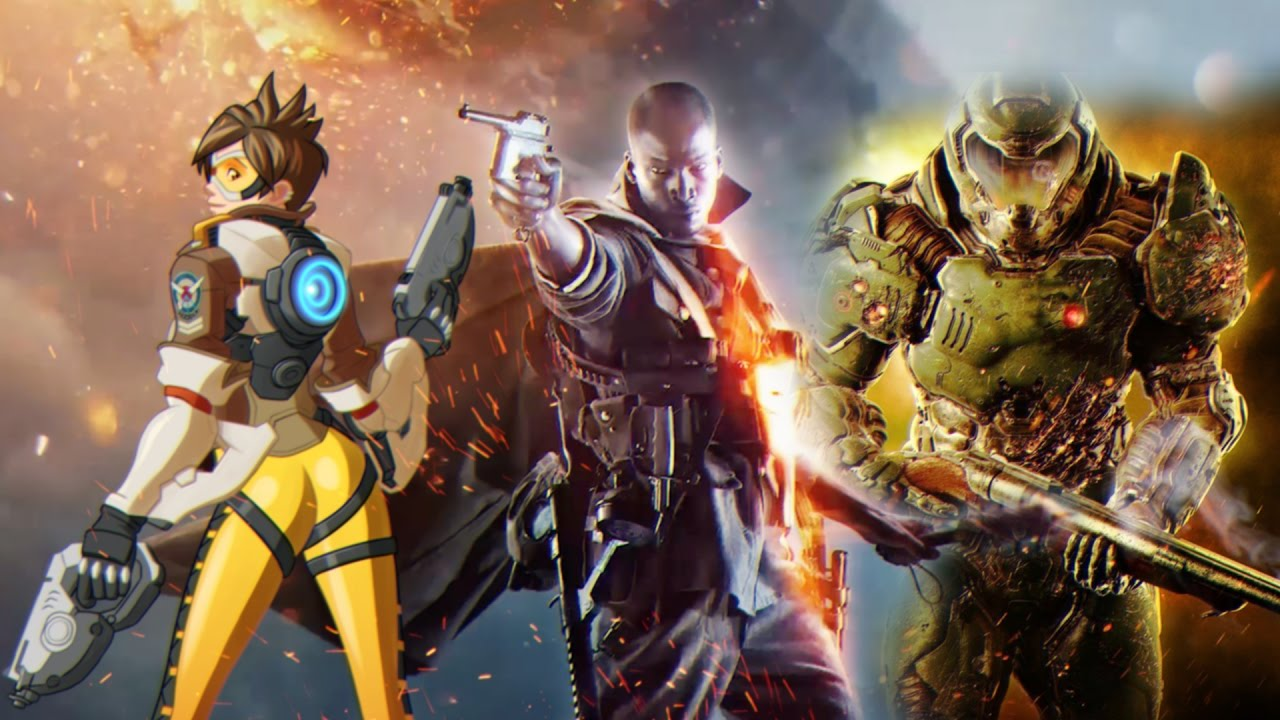 Top 20 PC Games – 2016