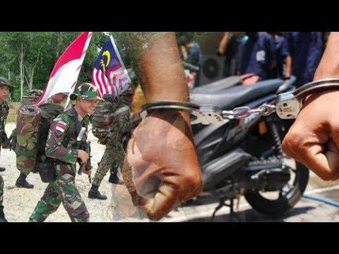 Dua Anggota TNI Ditangkap Polisi Malaysia karena Dugaan Curanmor, Kodam Tanjungpura Angkat Bicara
