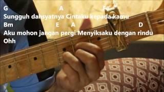 Mojo - Dasyat Cover (Kord Gitar)