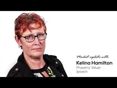 Ipswich Property Market Update -  Australian Valuers   Kelina Hamilton   July 2020