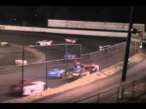 7 28 2012 Cowtown Speedway STEM Feature race