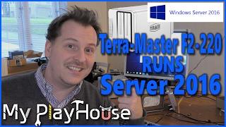 terra master f2 220 ninja hacked with ms server 2016 473