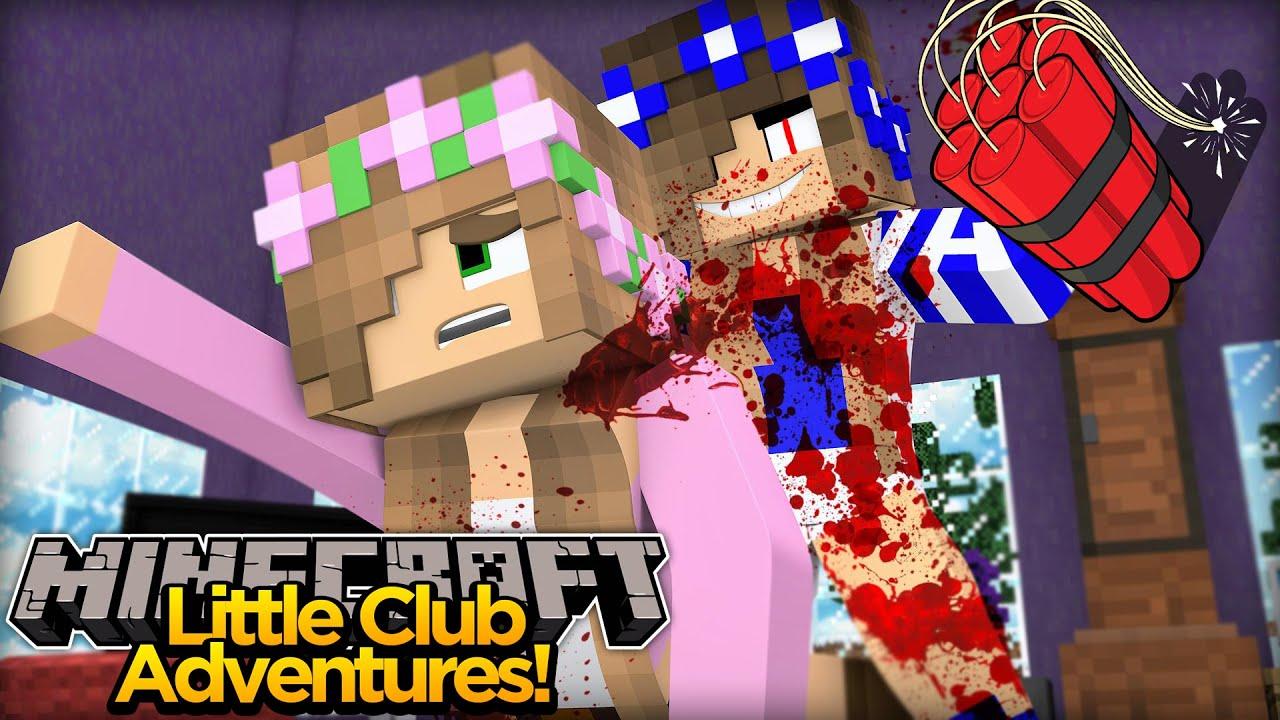Minecraft little club adventures evil carly kills little - The little club ...