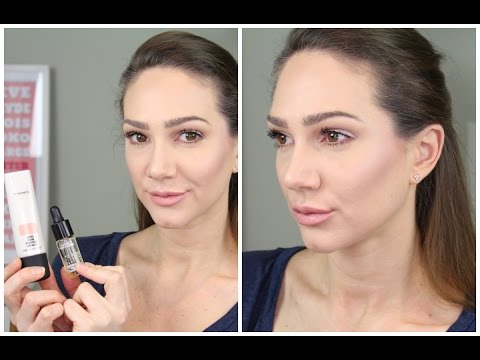 how to use mac strobe cream youtube