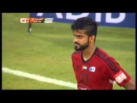 Goal By Hassan Maatouk AGL round 3 Fujairah vs baniyas