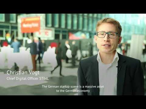 Die deutsche Startup-Szene ist?