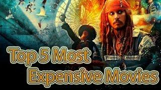 Top 5 Most Expensive Films   Tоп 5 Самые Дорогие Фильмы